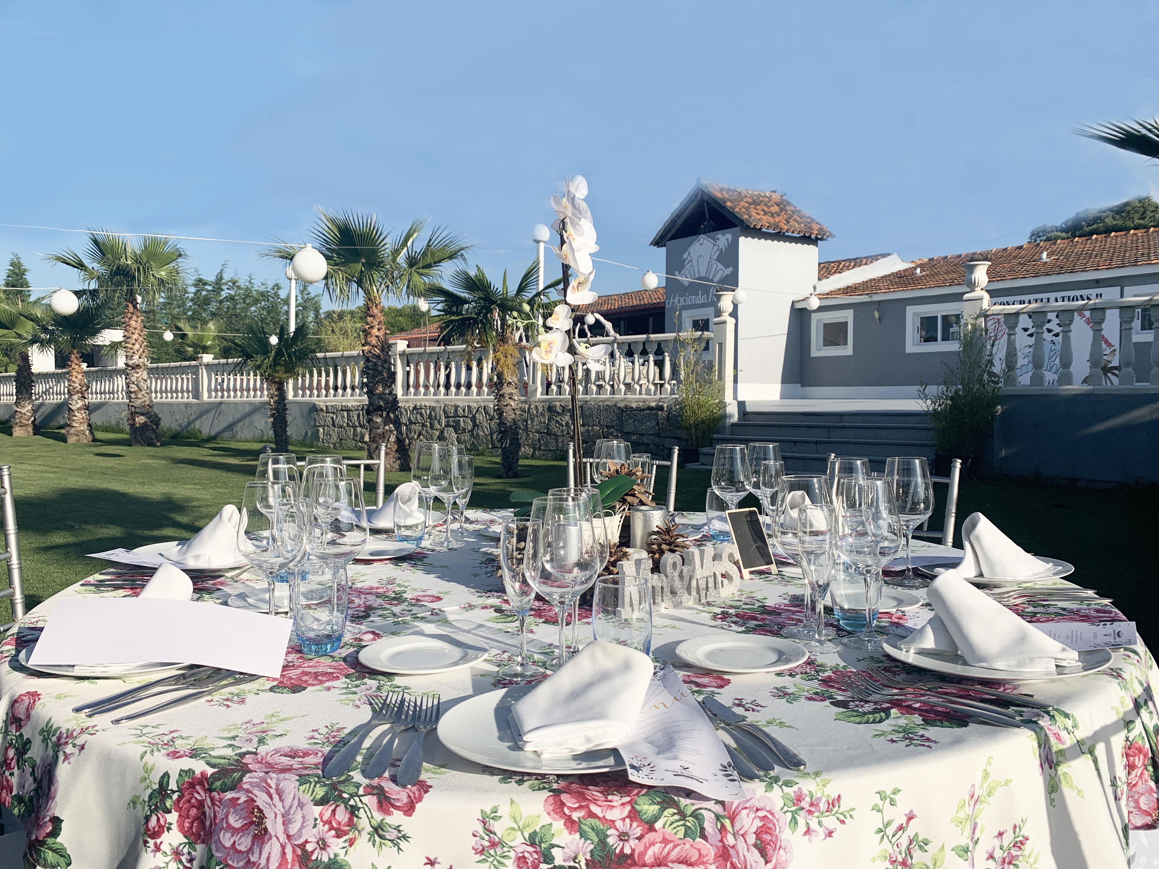 Hacienda Mityana - Boda - Cena