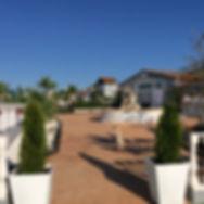 Hacienda Mityana vista recepción