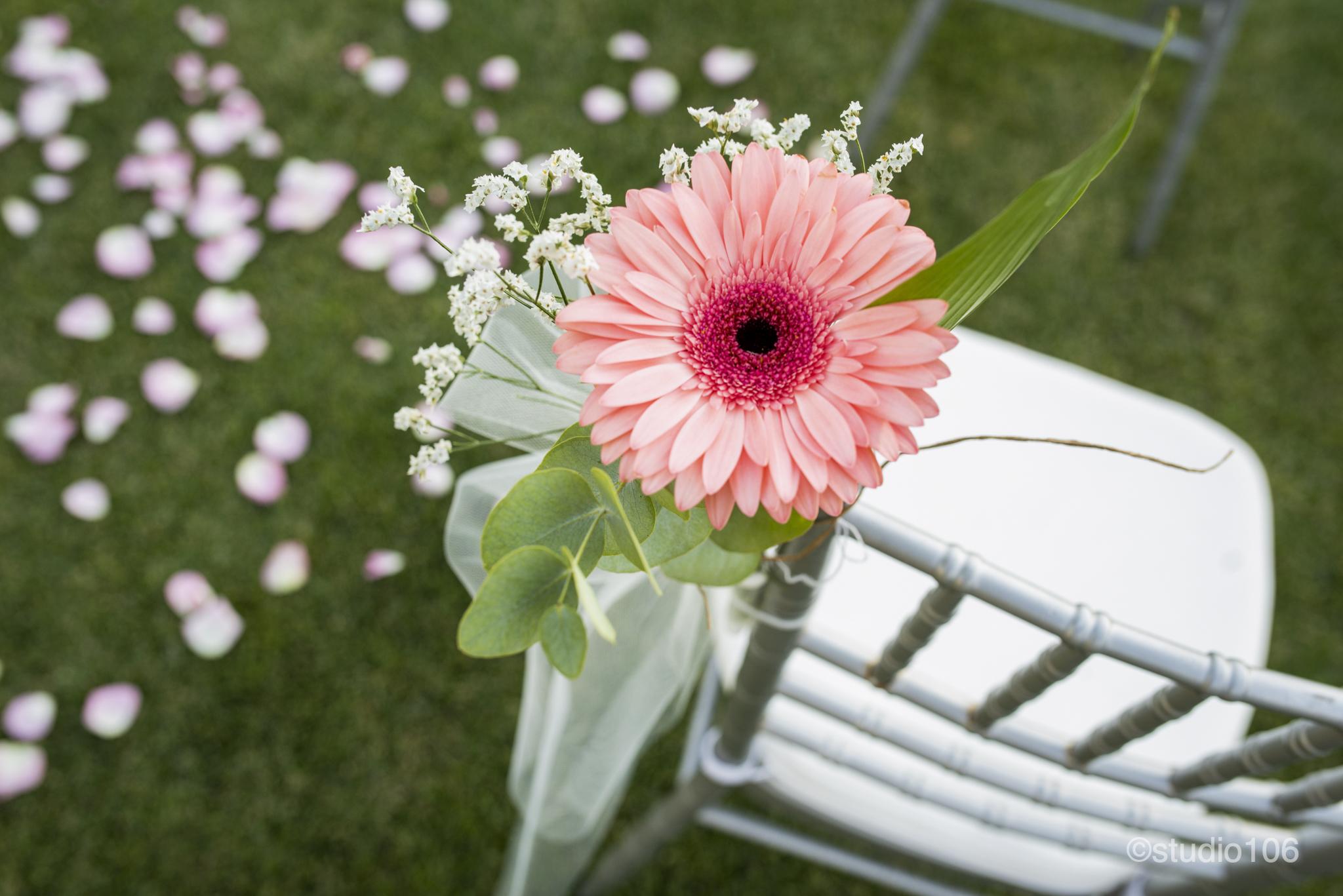 Hacienda Mityana - boda - flores