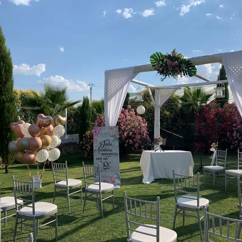 Hacienad Mityana - Finca para bodas - Bodas - Madrid