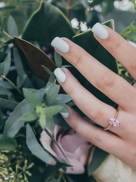 Engagement Ring by Solitaire Jellwery