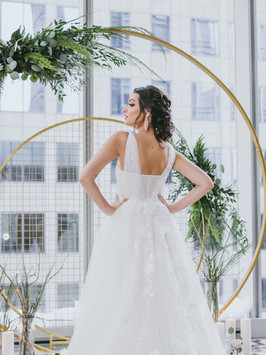 Wedding Dress from Papillo Boutique