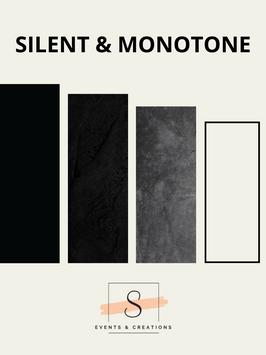 Silent & Monotone