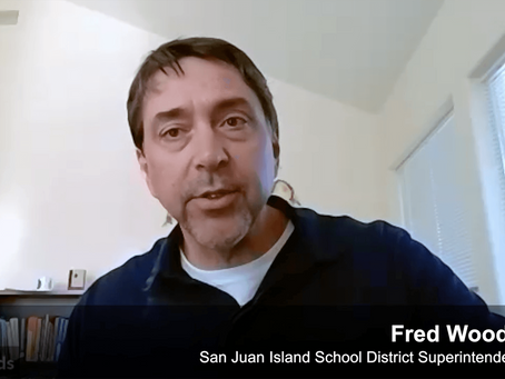 Meeting the COVID-19 Crisis: SJI School District Superintendent Fred Woods