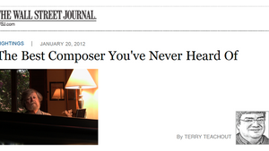 The Best Composer You've Never Heard Of