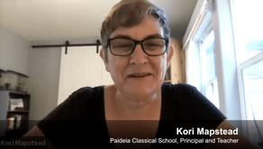 Meeting the COVID-19 Crisis: Paideia School Principal Kori Mapstead