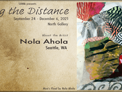 GOING THE DISTANCE - Nola Ahola