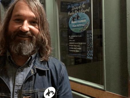 "Artifishal Director Josh ""Bones"" Murphy talks wild salmon, a Friday Harbor Film Festival flashback"