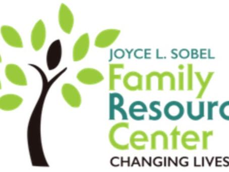 Joyce L. Sobel Family Resource Center:  Changing Lives