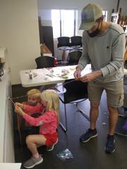 Family Art Days at SJIMA