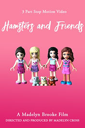 Madelyn Cross - Hamsters and Friends mov