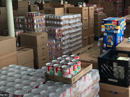 Orcas Island Food Bank: Acts of kindness every day