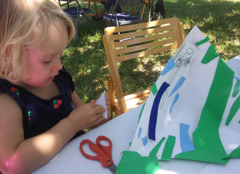Family Art Days Summer 2021