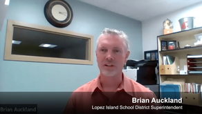 Meeting the COVID-19 Crisis: Lopez Island School District Superintendent Brian Auckland