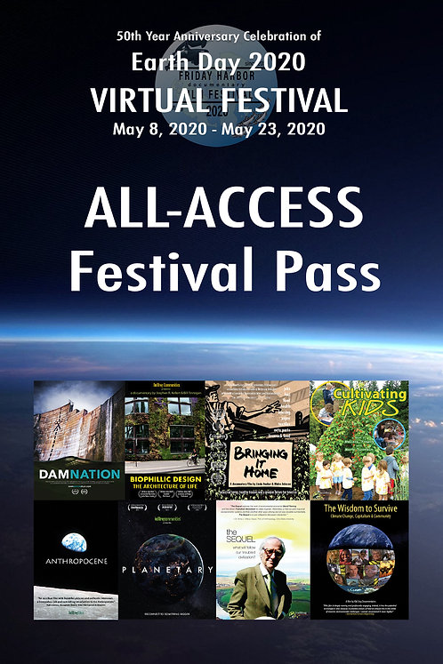 All-Access Festival Pass
