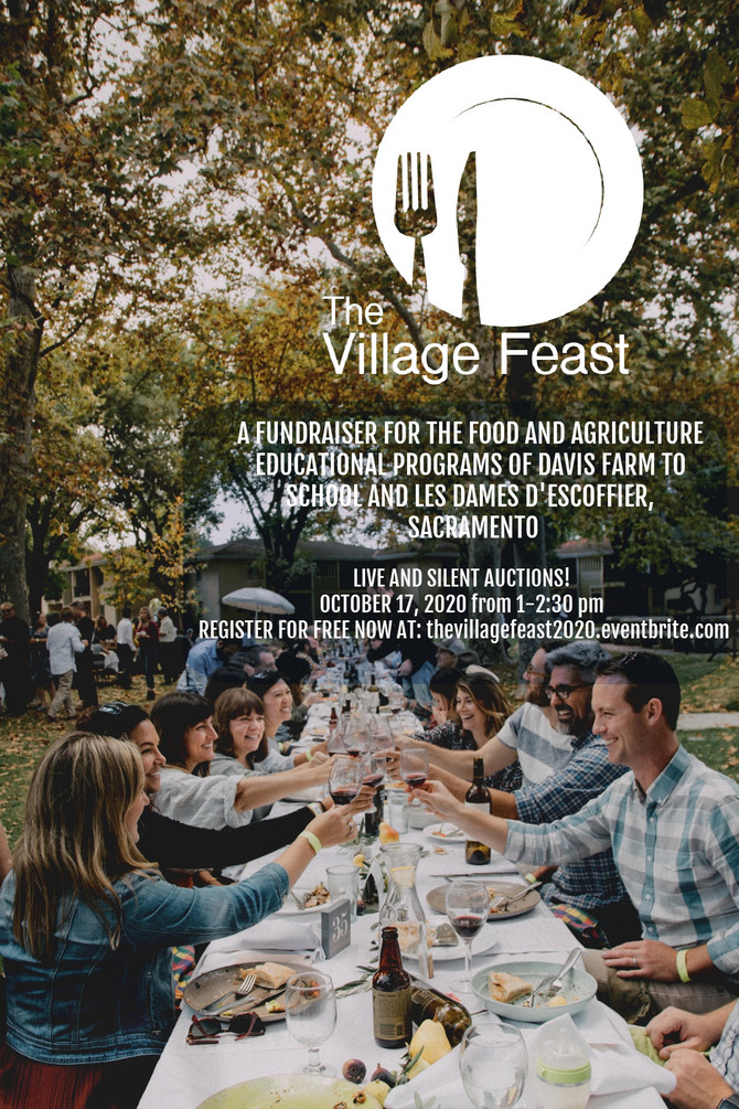 Join Us for The Virtual Village Feast