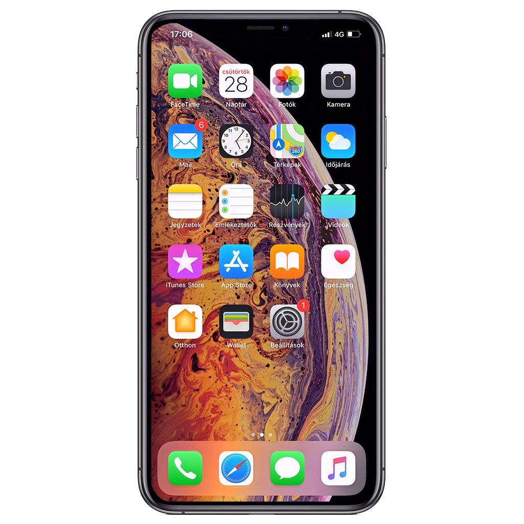 iPhone kijelző csere