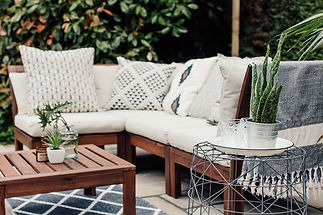 A Patio For Lounging - Rock My Style | U