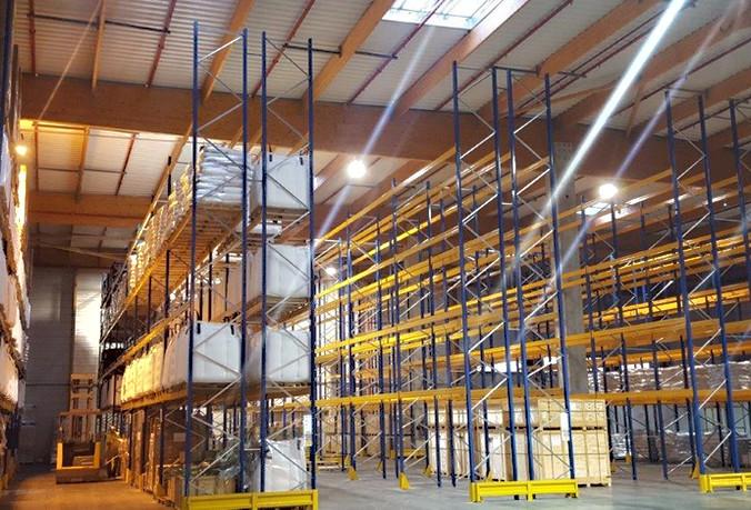 Orcos Logistics - Fos - Racks
