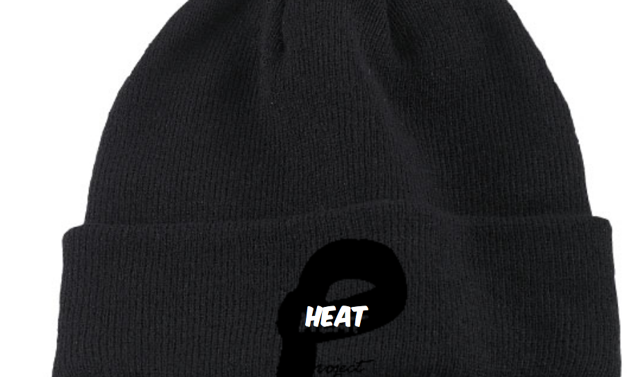 Black and Black White (heat)  Project Heat Skully