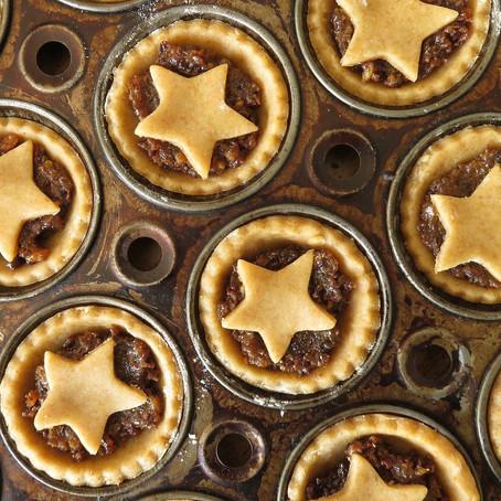 Healthier Mince Pies