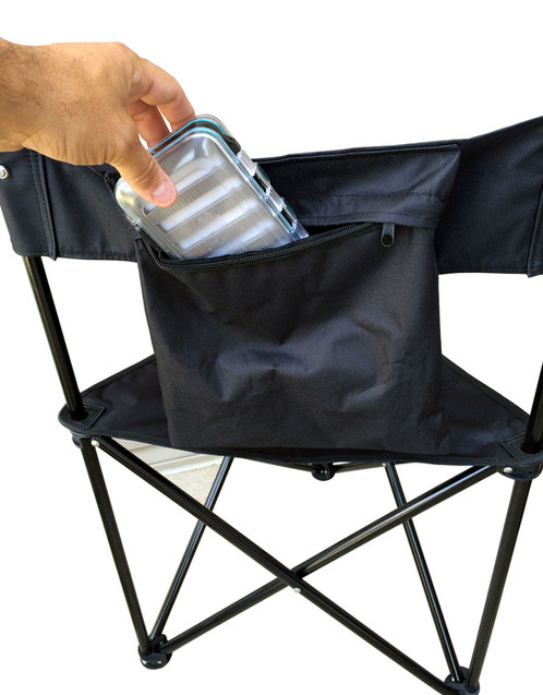 The Trophy Angler Super Magnum 3 Leg Folding Chair Features 25mm Heavy Duty  Steel Tubing And 600D Double Layer PVC Non Crack Fabric Construction ...