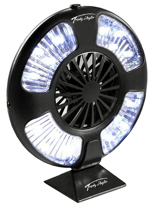 "6"" Sm LED Light/Fan Combo"