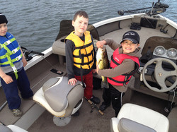 Lil' Trophy Anglers