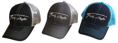 Trophy Contrast Stitch Trucker Cap