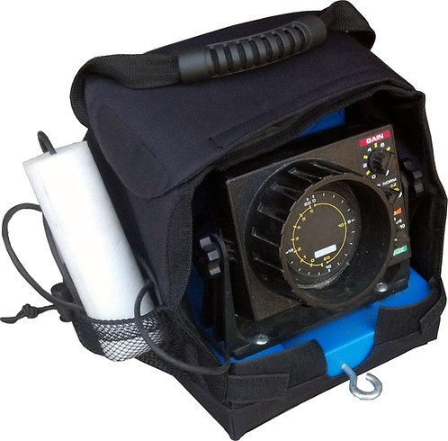 Square Bottom Flasher Bag