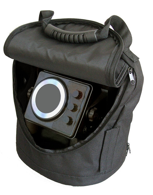 DLX Round Bottom Flasher Bag