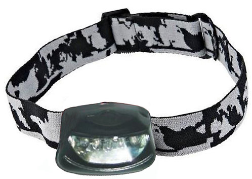 T-1 LED Headlamp (20 Lumen)