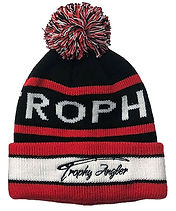 ASG-2006-BR)_Pom Winter Hat - BlackRed.j