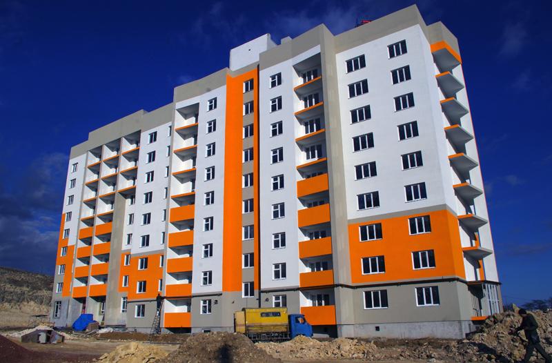 Жилой комплекс Залив город Керчь