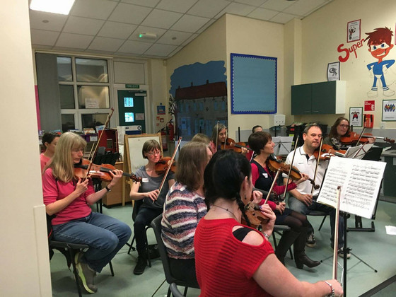 Abney Training Day - Peer Gynt Suite No 1