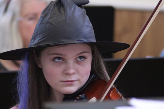 Children's Concert at Mossley Community Centre
