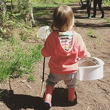 Today's parent and toddler, pond dipping