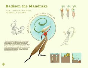 2019 Radison the Mandrake