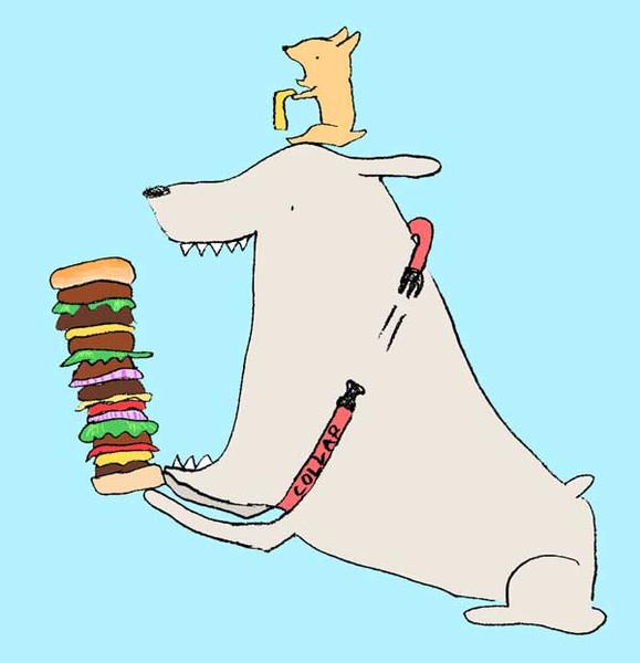 2007 Big Dog Little Dog