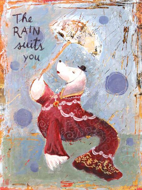 2016 Rain Suit You