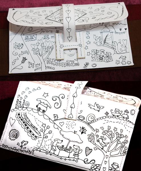 2012 Paper Wallet