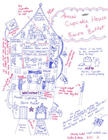 2011 Anna's Cupcake House