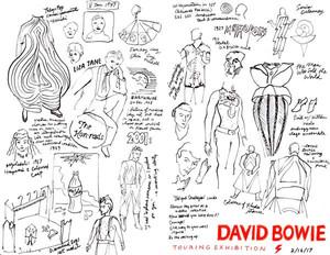 2017 David Bowie Exhibit