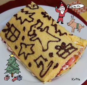 2014 Christmas Cake