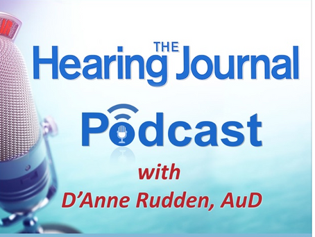 The Hearing Journal Podcast Now Available on Apple Podcasts, Spotify and Stitcher!
