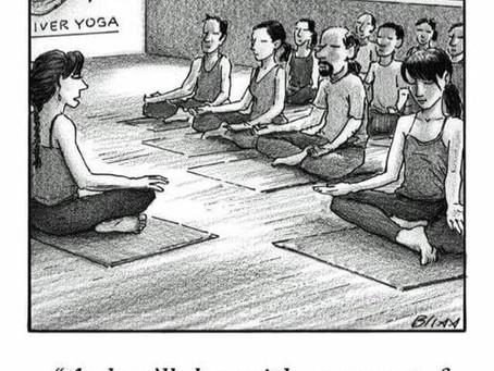 Take the meditation medicine already, would ya?