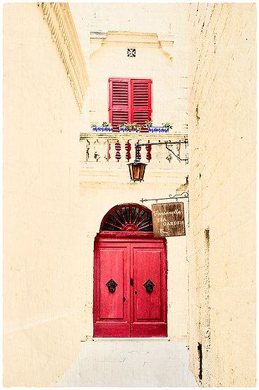 Mdina Alley - Malta