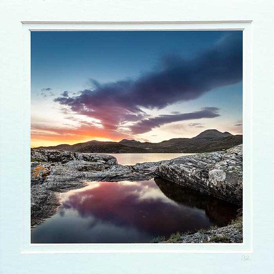 Ardhasaig Point Sunset III