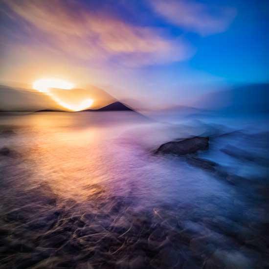 Moving Ardhasaig Sunset