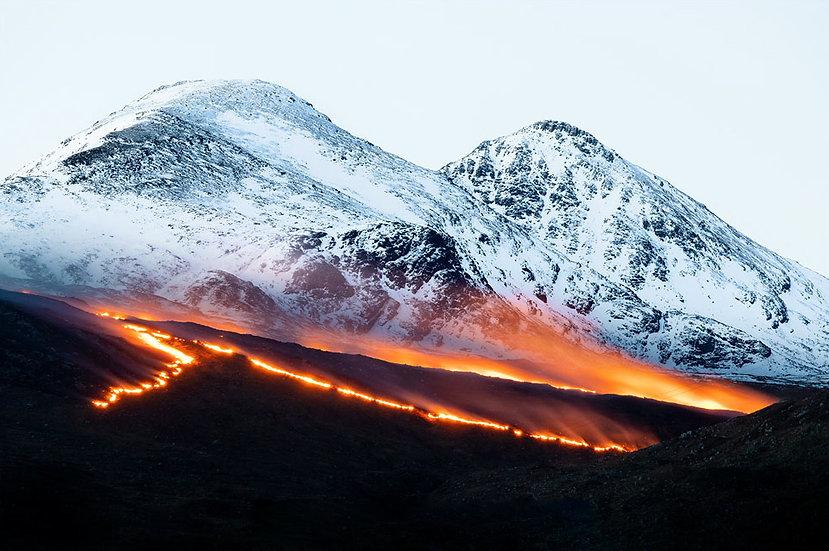 Ice and Fire - Bunabhainneadar